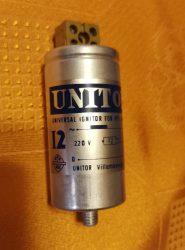 Unitor gyújtó  / Nátrium és fémhalogén lámpákhoz univerzális /