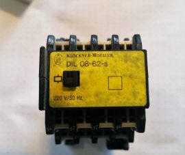 DIL 08-62-S 220V 10A