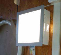 EGLO 93654 Beépíthető led panel