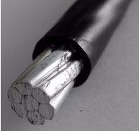 NFA2x  1*35   /Mlc AL 1*35mm2  Légvezeték /