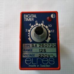 Időrelé SA 260720