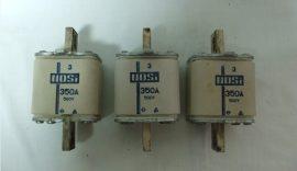 FNOR-Nosi 3-350A Superfilk késes biztositó