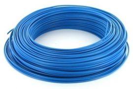 SiF 1x 0,5 mm2 kék Szilikon vezeték