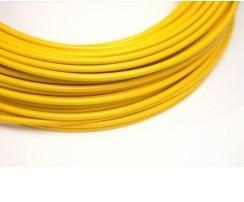 SiKH 1x 1 mm2 sárga Szilikon vezeték