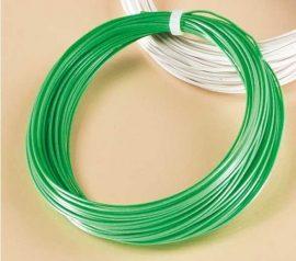SiKH 1x 1 mm2 zöld Szilikon vezeték